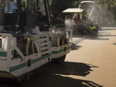 obras de pavimentacion - Paviclair