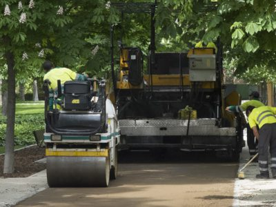 empresas de asfalto en madrid - mezcla paviclair