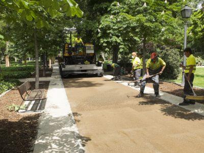 mezcla asfaltica paviclair - asfaltos madrid