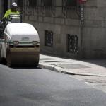 Asfaltar calles