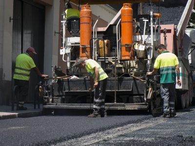 asfaltos madrid - obras de asfaltado