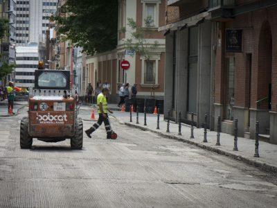 Fresado de pavimento asfaltico 5