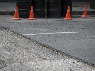 Fresado de pavimento asfaltico 6