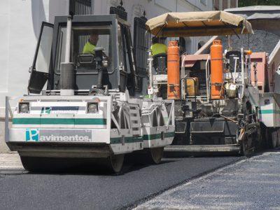 pavimento asfaltico - Asfaltar calles