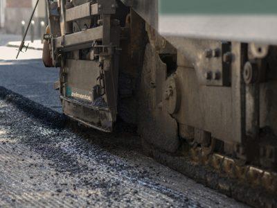 empresas asfaltado - asfaltar calles