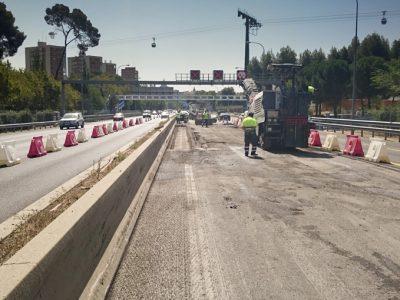 asfalto madrid - Asfaltar carreteras
