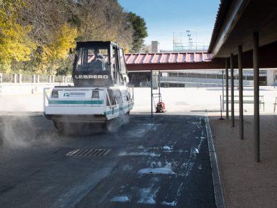 Asfaltos Madrid - Pavimentos Colegios 2