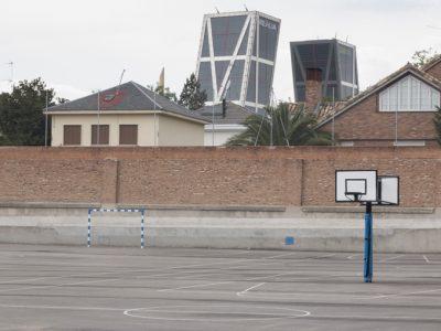 Asfaltos Madrid - colegios e instalaciones deportivas