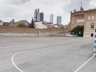 Asfaltos Madrid - colegios