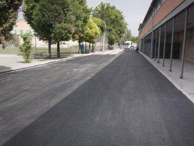 Asfaltos Madrid - Pavimentos Colegios 5