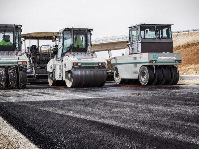 Asfaltar carreteras - asfaltos madrid